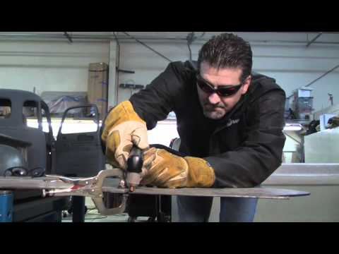 Cotati Speed Shop: Episode 3.2 - Plasma Cutting Tips & Tricks by Miller