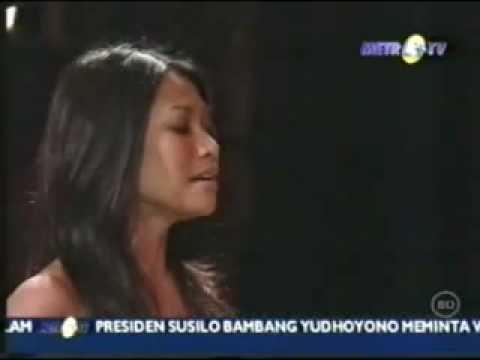 Gita Swara Nassa  -  Anggun  MIMPI  piano version