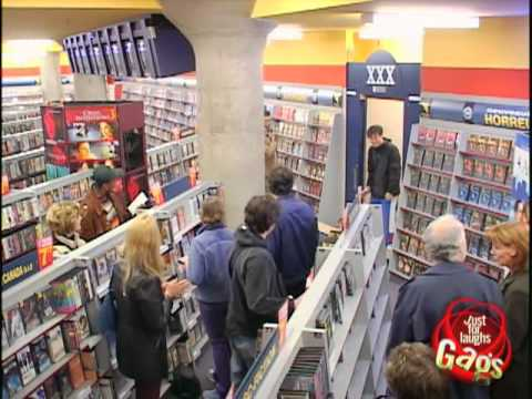 [getfuns] Trapped In The Xxx Video Store funny Sexy Cam Laugh Prank video