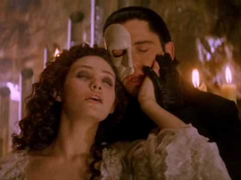 Phantom of the Opera--A Time for Us Music Videos