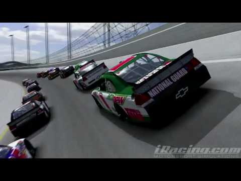 Dale Jr talks about his simracing with iRacing.com (Extended)