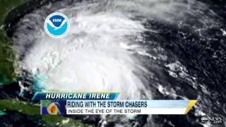 Hurricane Irene_ Riding Into the Eye with Storm Chasers