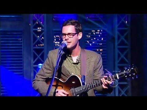 "[HD] White Denim - ""Pretty Green"" 10/18/13 David Letterman"