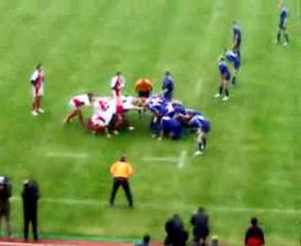 Georgia vs Russia 31-12 part2
