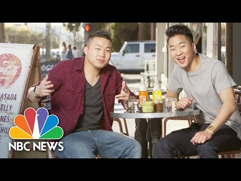Fung Brothers Talk Asian American Culture And Love of Food | NBC News