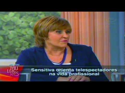 Márcia Fernandes  COM RITUAIS E SIMPATIAS no Prog Mulheres da TV GAZETA 29.01.2013