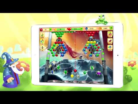 Bubble Mania - Level 1 - iOS / iPhone / iPad / iPod Touch | Gameplay