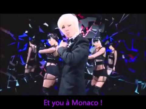 French parody Heartbreaker G Dragon