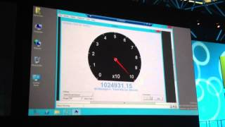 Hyper-V 3.0 - One million IOPS in a single virtual machine