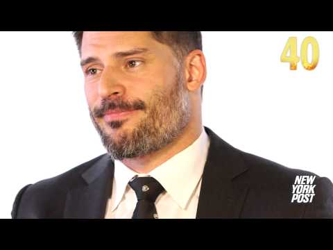 Joe Manganiello on naked workouts, favorite body parts and one wicked Arnold impression