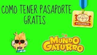 Como tener Pasaporte gratis en mundo gaturro -karen de MG