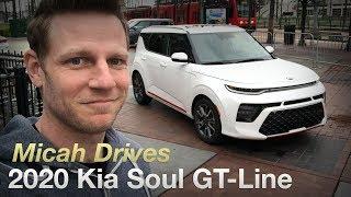 Micah Drives a 2020 Kia Soul GT-Line