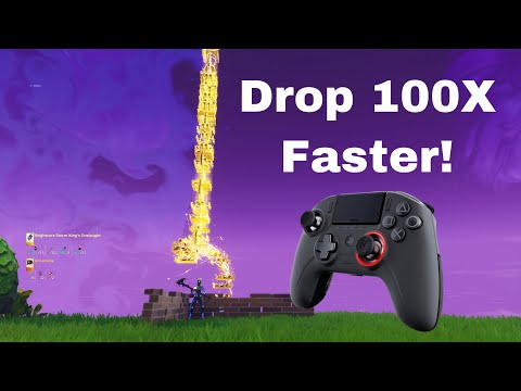 Best Controller For Duplicating (NACON Revolution) Fortnite Save The World Duplication Glitch
