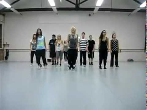 On the Floor Jennifer Lopez choreography by Jasmine Meakin 1