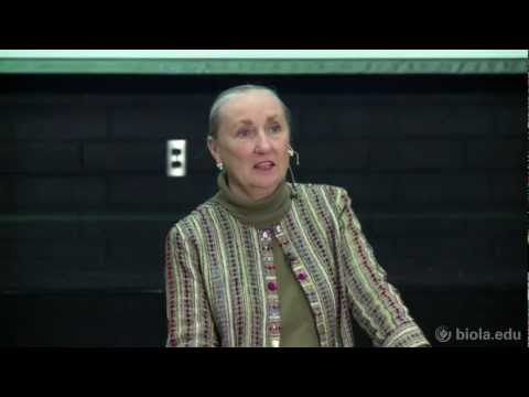 Mary Poplin - Keynote Address - Justice, Spirituality, and Education Conference