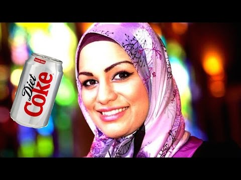 Muslim Woman Denied Can Of Coke On Plane Because She Could Use It As A Weapon