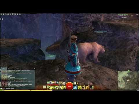Guild Wars 2 - Queensdale Jumping Puzzle - Human Starting area secret