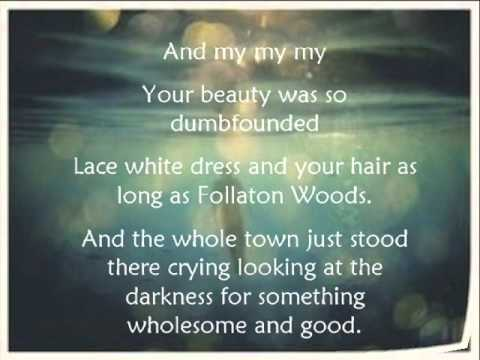 Ben Howard - Follaton Wood - Lyric Video Music Videos