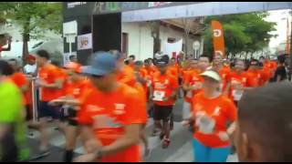 Salida de la categoria 10K Elite
