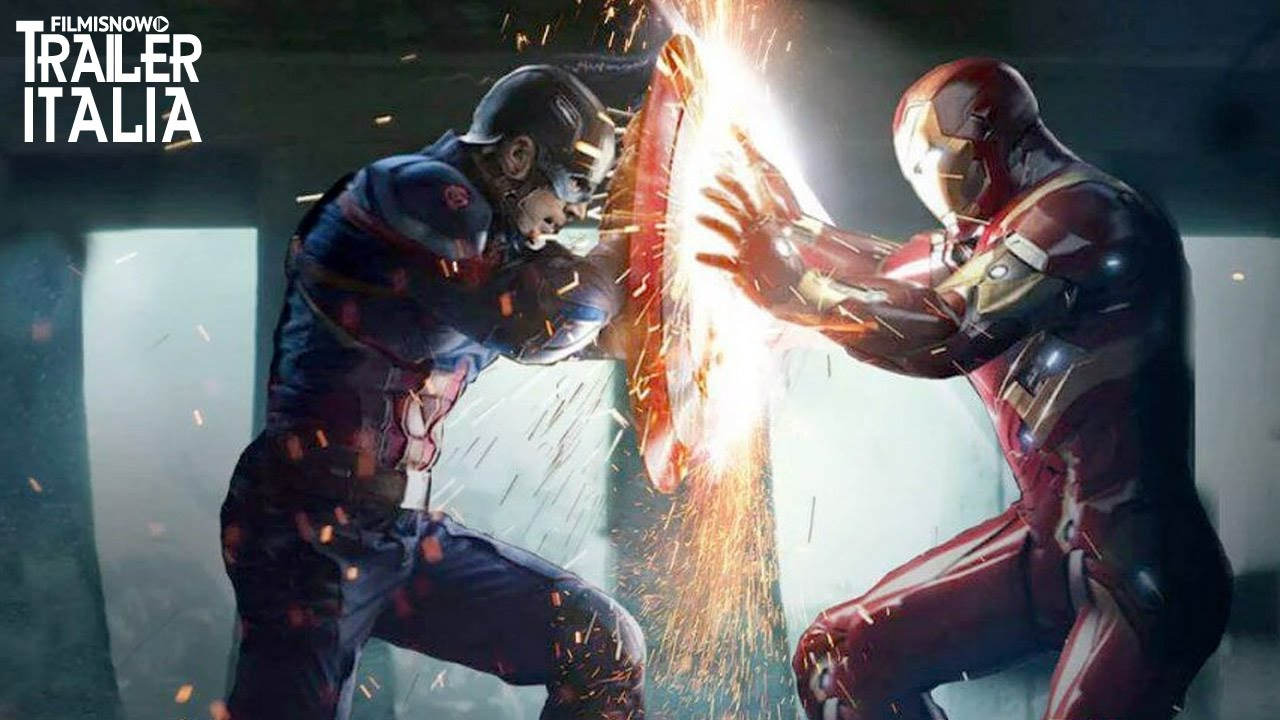 Captain America: Civil War Nuova Clip + Featurette [HD]