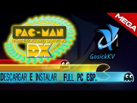 Descargar e instalar PAC-MAN Championship Edition DX PC FULL ESPAÑOL
