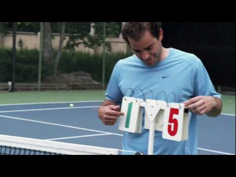 Roger Federer - in HD 720p - NIKE AD after 15th Slam Wimbledon Victory