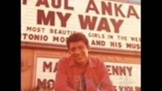 Watch Paul Anka Moon River video