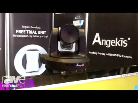 Integrate 2016: Angekis Shows Off Its Affordable Curtana Wide Angle Camera