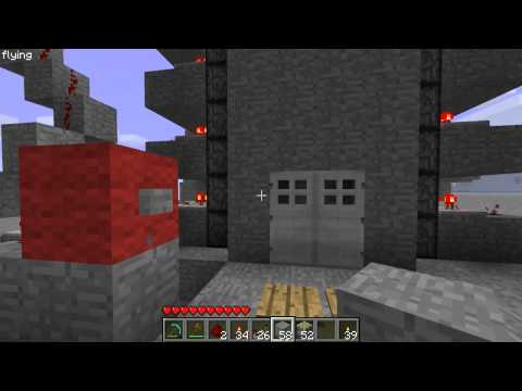 "CaptainSparklez Puzzle Entry – Timed ""Walkway of Doom"""