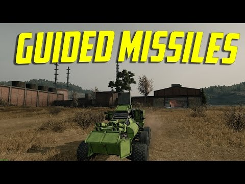 Crossout - Guided Missiles