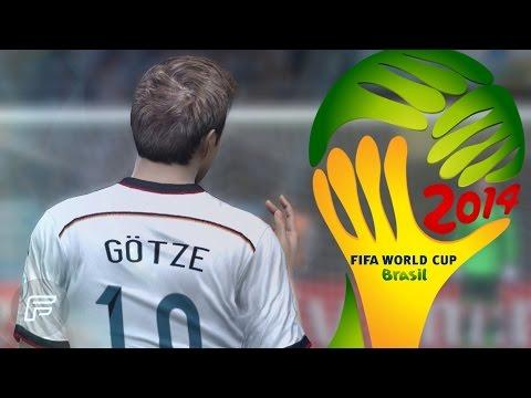 Mario Götze Winning Goal Vs. Argentina Remade (2014 FIFA World Cup: Brazil)