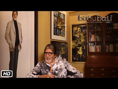 Amitabh Bachchan On Baahubali