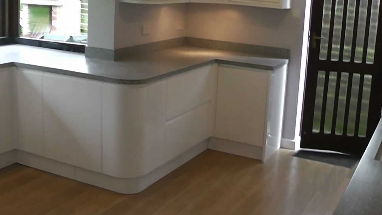 Corian Worktops In Platinum By Prestige Work Surfaces
