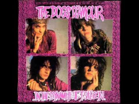 The Dogs Damour - How Come It Never Rains