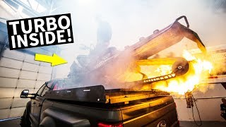Even Ken Block's Ski-Doo has a Turbo! Mountain Slaying Machine Walkthrough