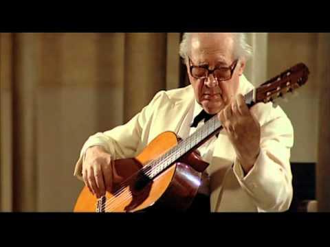 Andres Segovia - A Minuet