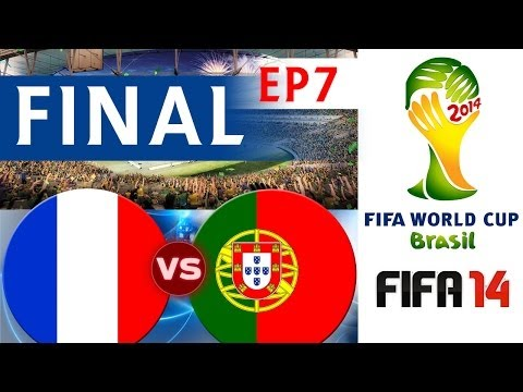 [TTB] 2014 FIFA World Cup Brazil - France Vs Portugal - WORLD CUP FINAL - EP7