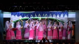 Group Qosidah Ibu-ibu Majlis Ta'lim Al-Falah Part 2