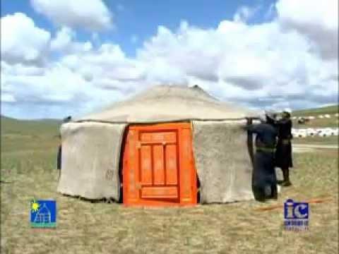 Tours-TV.com: Mongolia, tourism