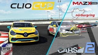 PROJECT CARS 2 - OFSR DIVISION PRO + - MANCHE 2 - NÜRBURGRING GP