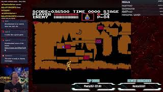 Castlevania Anniversary Collection on Nintendo Switch!