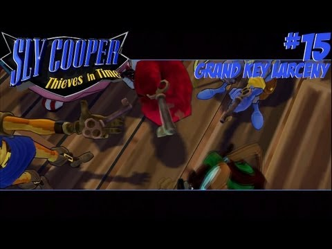 Sly Cooper: Thieves in Time - Episode 15: Grand Key Larceny
