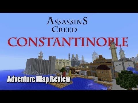Adventure Map Review - Assassin's Creed Constantinople