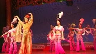 Danse et musique de Chine - Baile y musica de China