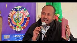 Ethioan Ortodox Tewahido Mikre Abew Beante Lidetu