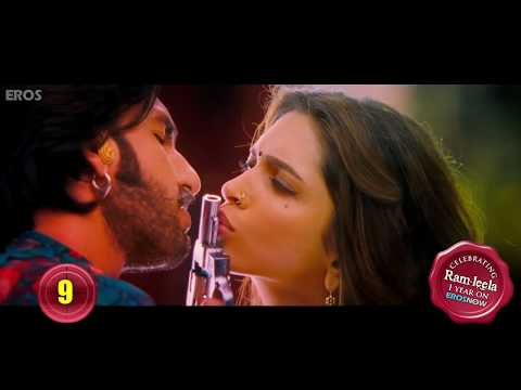 Most Hottest Kisses - Goliyon Ki Rasleela - Ram Leela