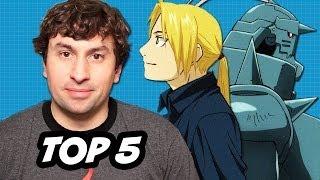 Top 5 Anime Reboots - Emergency Anime Club 3