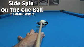 Pool Lesson: Side Spin On The Cue Ball