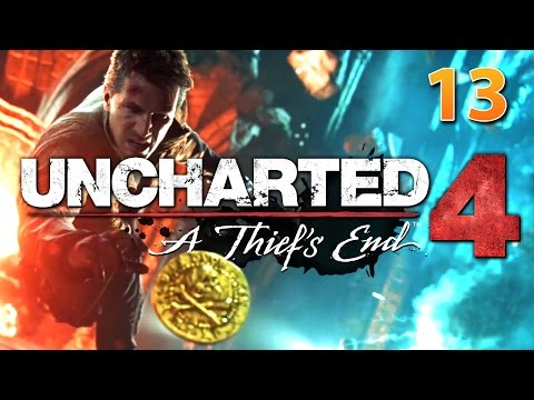 Uncharted 4: A Thief's End | At Sea Ep.13