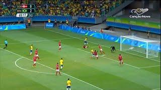 Brasil vence Dinamarca por 4 x 0 e se classifica para quartas de final – CN Notícias